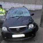 В Луцке пьяный водитель сбил на смерть двух женщин