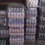 СБУ Волыни изъяли фальсифицированной ликеро-водочной продукции почти на четыре миллиона гривен