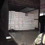 СБУ задержала на Волыни контрабандные  сигареты на 2,5 миллиона гривен