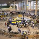 Луцкие велосипедисты одержали победу во время зимнего чемпионата Украины