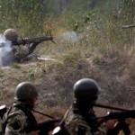 За сутки в зоне АТО зафиксировано 44 обстрела