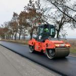 На дороге Львов–Радехов–Луцк уже освоено 32 миллиона гривен