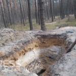 На Волыни янтарь копают под прикрытием Нацгвардии и Свитязя