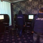 На Волыни полиция изъяла более 150 единиц игорного оборудования